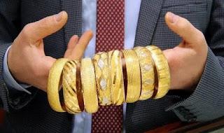 سعر الذهب في تركيا وليرة الذهب ونصف الليرة والربع اليوم السبت 8/5/2021