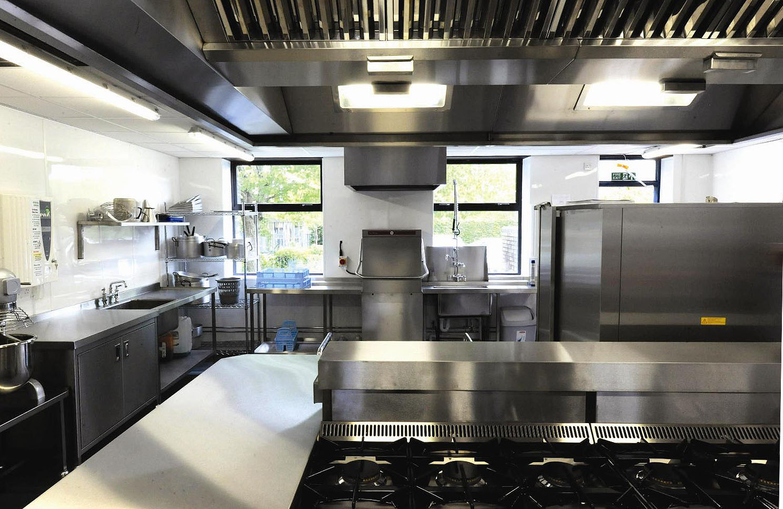 Monarch Catering Equipment St James Sankey Valley School