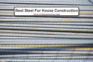 Best Unlimited Guide for Steel/Reinforcement in Construction | Best Steel For House Construction | Steel | Reinforcement