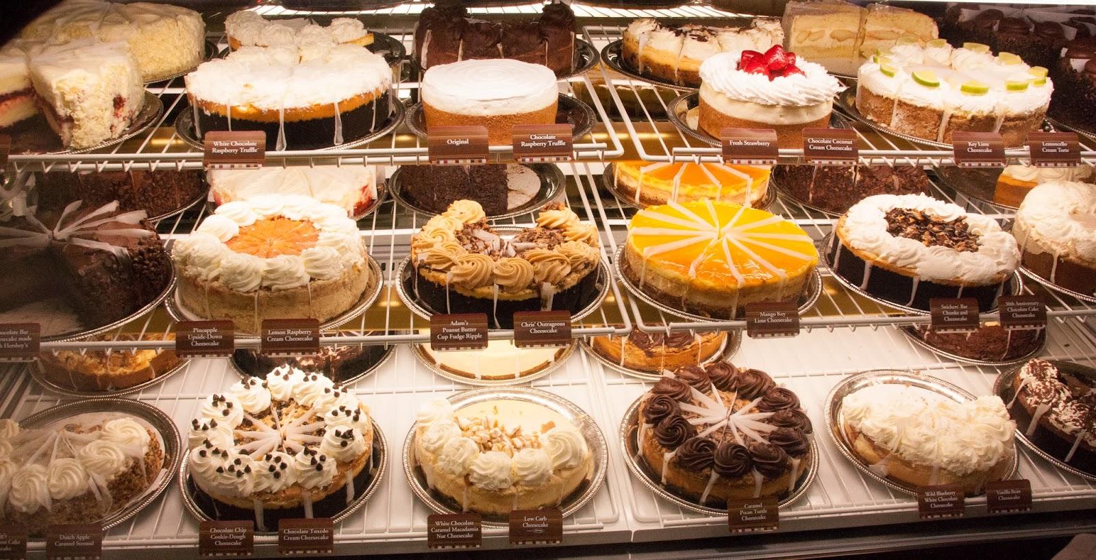 Vambinas Eats Travels Dreams Food Trip Cheesecake Factory