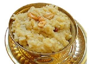 Pongal popular and sweet dish of Tamilnadu