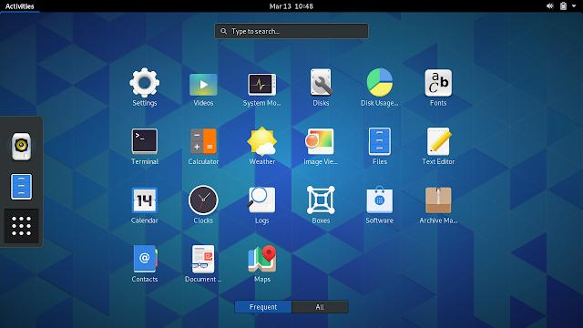 GNOME 3.32 icon redesign