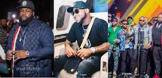 Trouble In DMW Camp: Davido's Crew Members Battle Over Supremacy