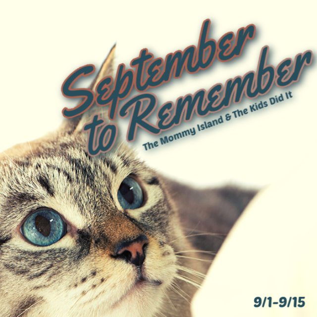 Win $10 Visa Gift Card in the September To Remember Giveaway Hop