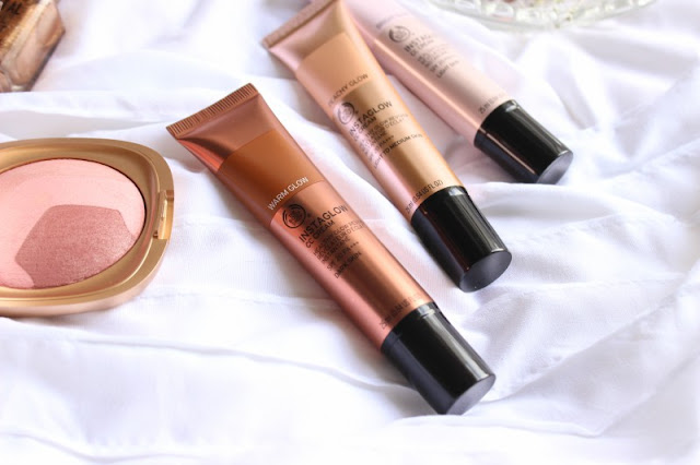 The Body Shop Instaglow CC Cream Review and Swatches