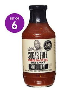 sugar free bbq