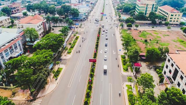Nhu cầu đầu tư BĐS tại Bình Phước tăng mạnh trong thời gian trở lại đây