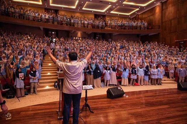 Prabowo Minta Relawan Bergerak Cek DPT Serta Nama yang Terdaftar di TPS