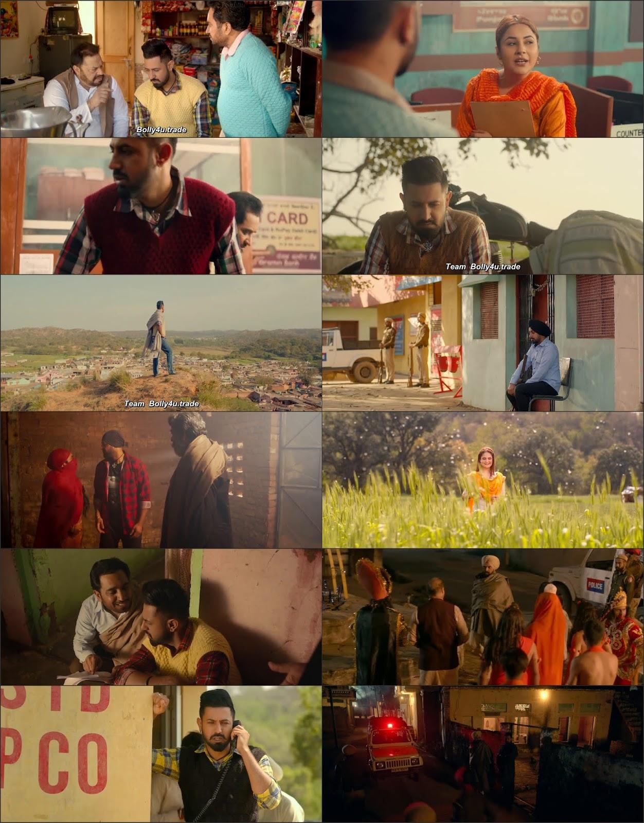 Daaka 2019 WEB-DL 950Mb Hindi Movie Download 720p