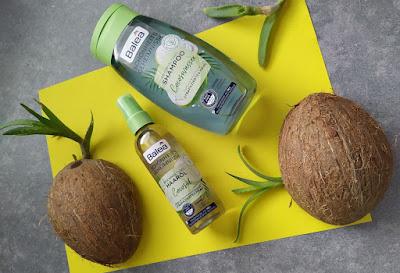 Balea: kokosová vlasová kozmetika Tajomstvá krásy
