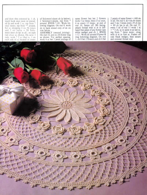 Magic Crochet № 81 1992,