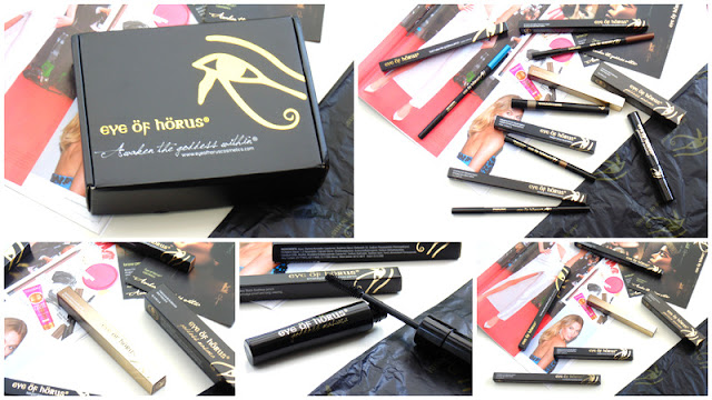 Introducing: Eye Of Horus Cosmetics + Looks