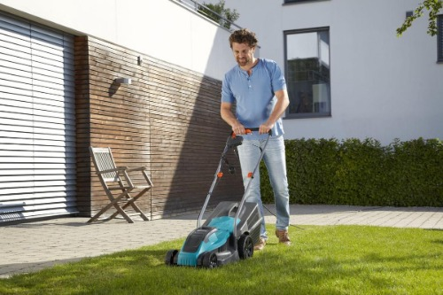 Beste elektrische grasmaaier test Gardena