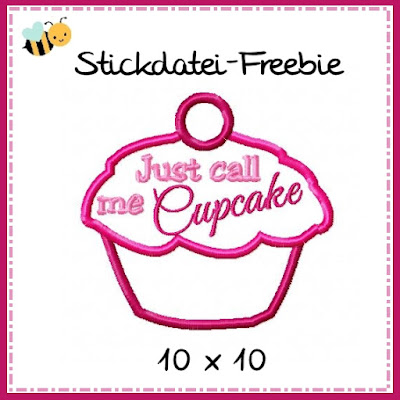 Stickdatei Muffin