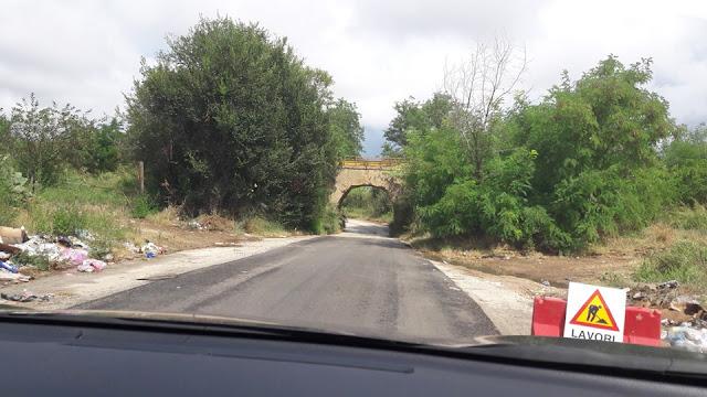 Marina di Lesina, il ponte sulla SP39 è pericoloso. Lo afferma l'Associazione Pro Lesina Marina