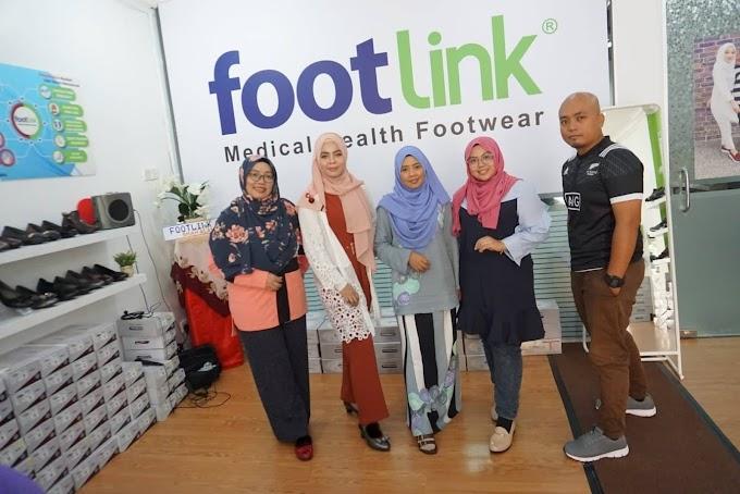 Footlink Shah Alam : Kedai Kasut Kesihatan Bagus Untuk Wanita Dan Lelaki