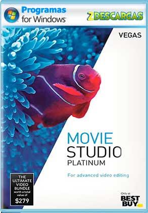 VEGAS Movie Studio Platinum Full 2021 (Español) [Mega]