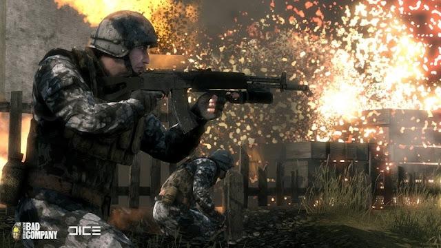 لعبة Battlefield : Bad Company أصبحت متوفرة بالمجان لكل مشتركي خدمة EA Access