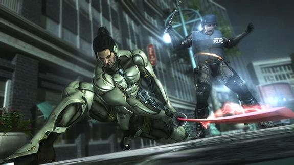 Review Metal Gear Rising Revengeance Jetstream Dlc Method To
