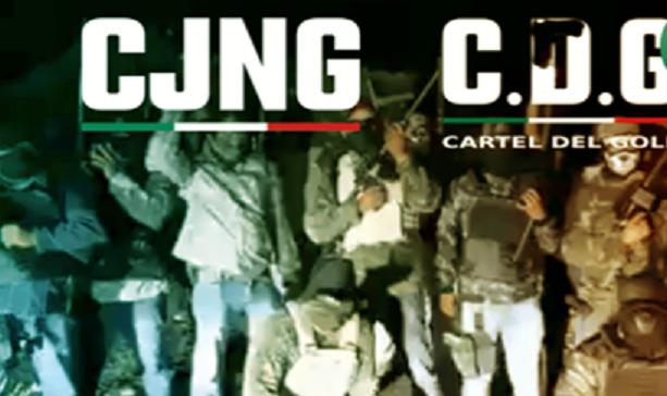 Cártel del Golfo se une al CJNG en Zacatecas para combatir al de Sinaloa