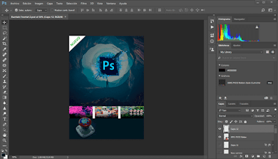 Adobe Photoshop CC 2018 v18.1.1.252 + Crack Free Download for Windows