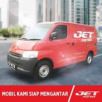 Lowongan Kerja Supir Wilayah Bandung di JET Express