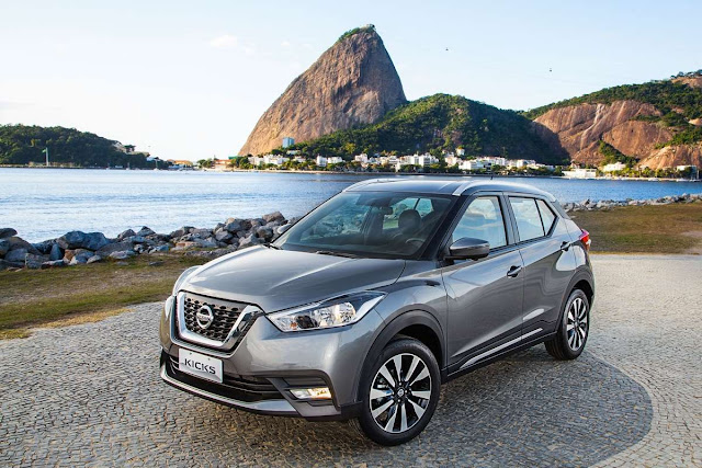 Nissan confirma desenvolvimento do Kicks híbrido no Brasil Nissan_Kicks_2017__5