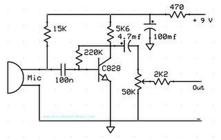 Mini Amp Schematics Guitar Schematics Wiring Diagram ~ Odicis