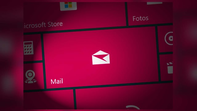 Windows 10X comes without the pre-installed mail and calendar app