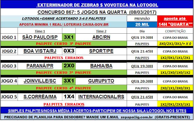 EXTERMINADOR DE ZEBRAS
