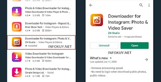 Downloader for Instagram #1