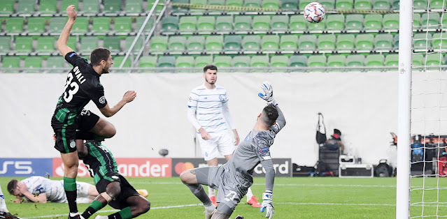 Ferencváros vs Dynamo Kyiv – Highlights
