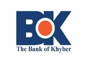 Latest Bank of Khyber BOK Jobs 2021 – Apply Online via www.bok.com.pk