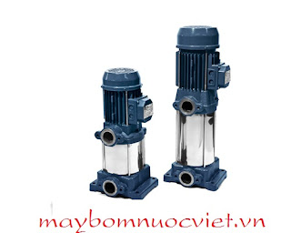 Máy bơm trục đứng Ewara VM2-9*5