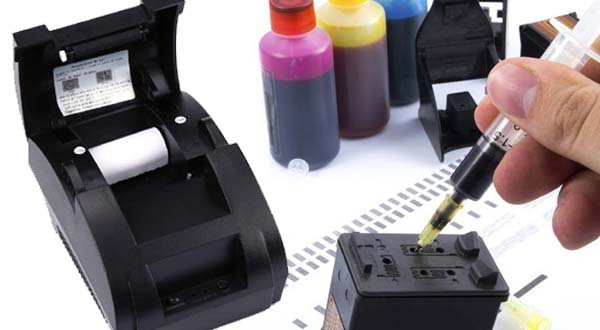 Salah Kaprah! Cara Isi Tinta Printer Thermal