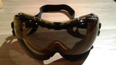 DeWalt Concealer Dual Mold Goggle