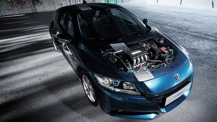 Honda Cr Z Gets Supercharger Kit From Jackson Racing