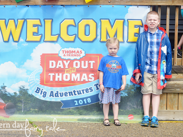 Highlights From Day Out With Thomas {+ More Train Events To Check Out!}