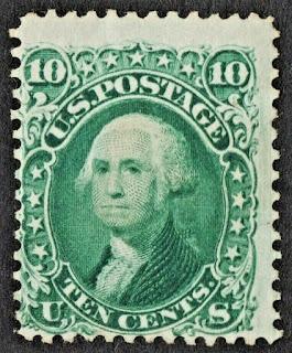 George Washington 10¢