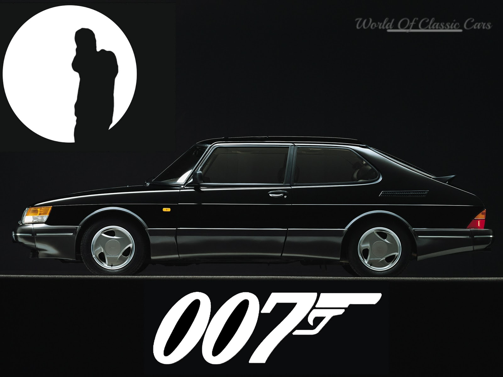 In The 80s John Gardner Brings Bond Up To Date And Down Earth By Giving Him A Saab 900 Turbo As Undercover Architect