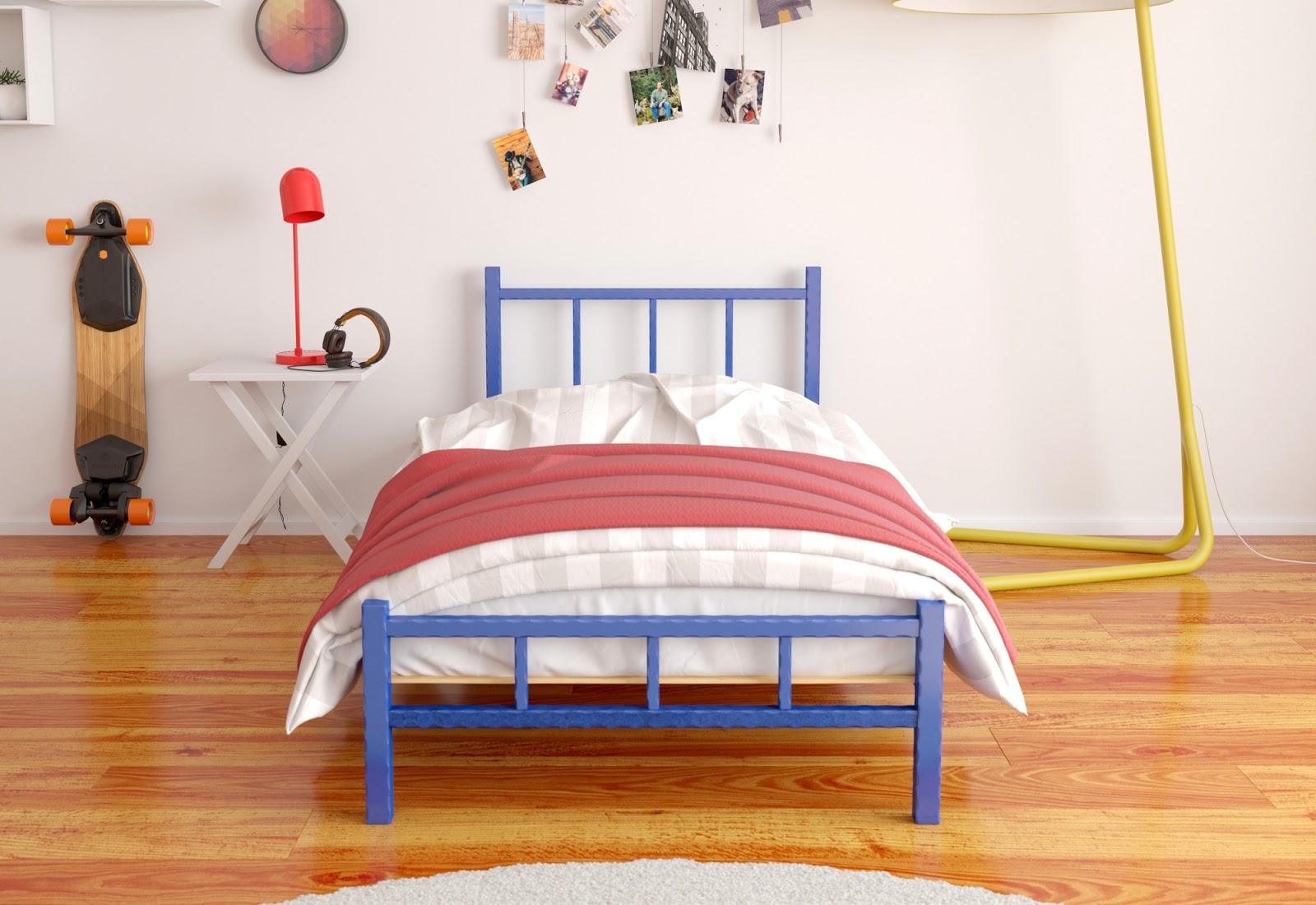 Łóżko młodzieżowe wzór 17
