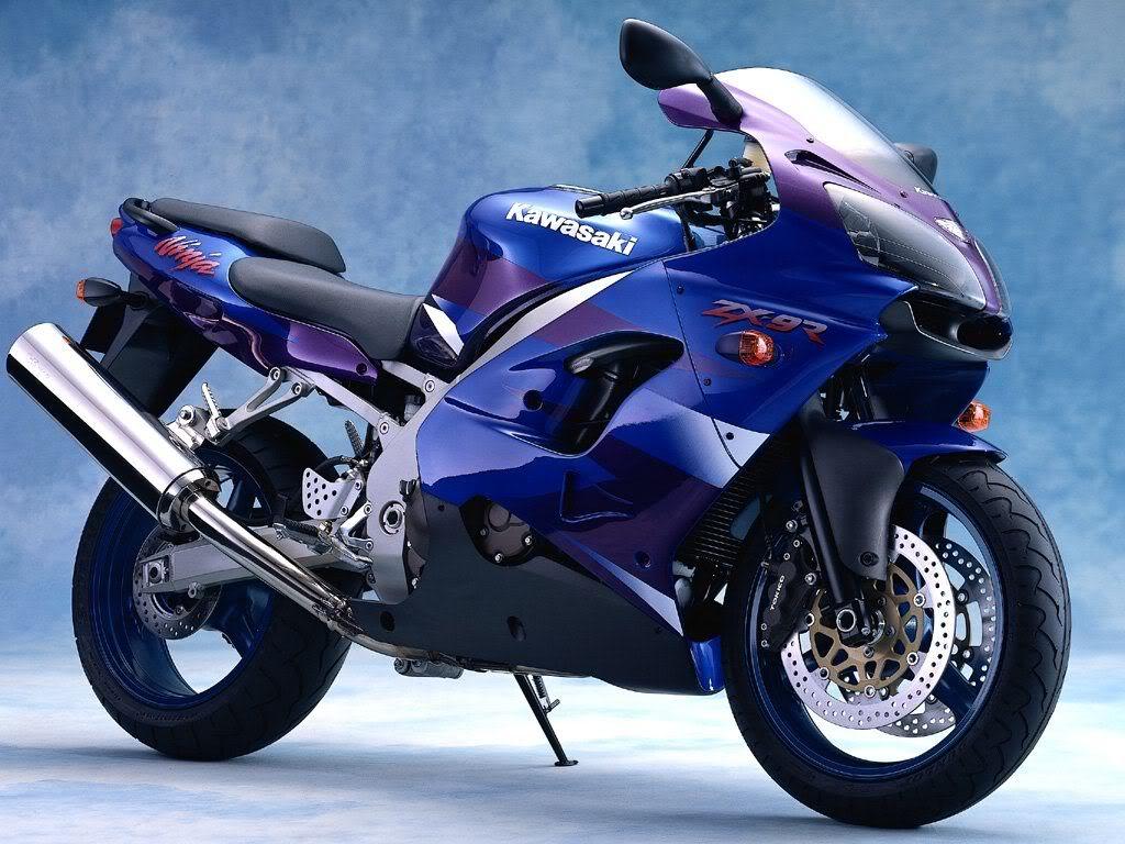 Blue Modified Bike Hd Wallpaper: Blue Bike HD Wallpapers