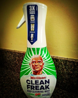 Mr Clean Clean Freak Deep Cleaning Mist Gain Scent