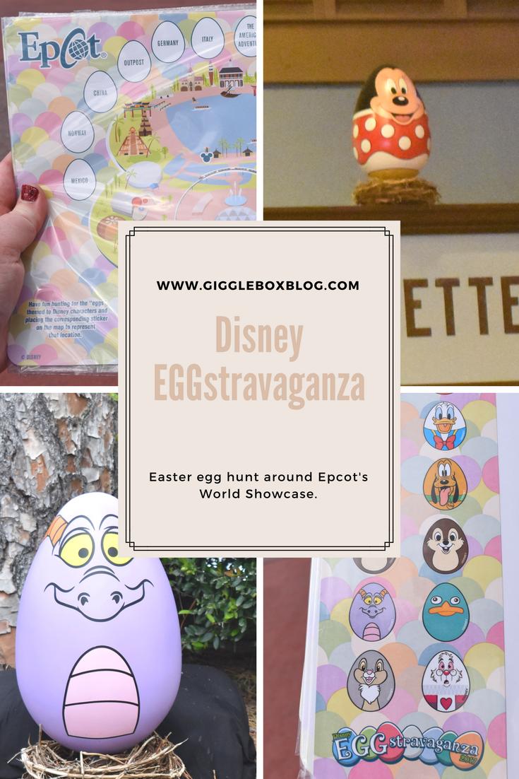 Disney EGGstravaganza: Easter egg hunt around Epcot\'s World Showcase ...