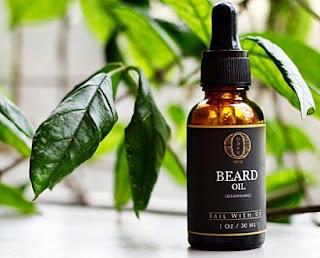 Penumbuh Jenggot Ombak Beard Oil