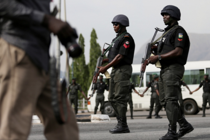 ONDO: Police take action over fire incident at INEC office