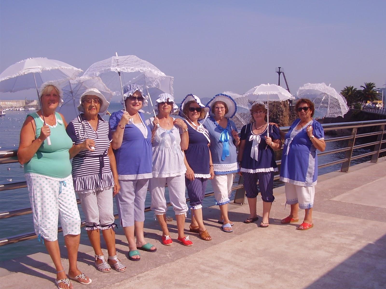 Banos De Epoca.Asociacion Libre De Mujeres De La Corredoria Candas Banos