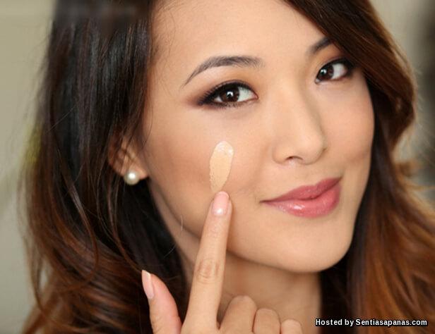 natural asian skin