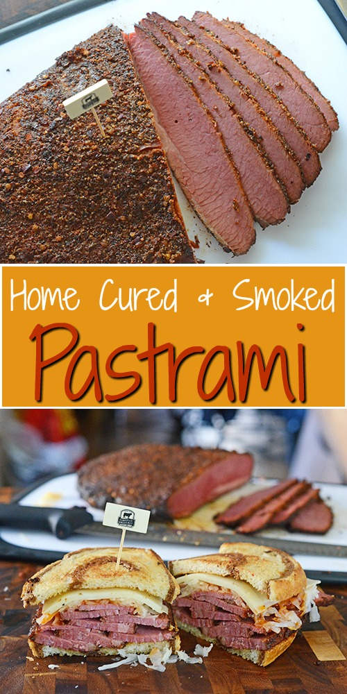How I make, cure, and smoke pastrami at home using certified angus beef.
