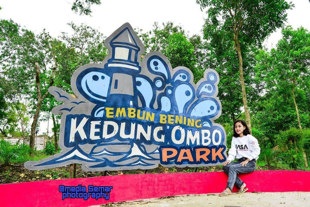 embun bening kedung ombo park